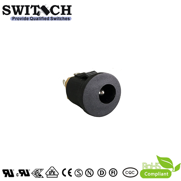 DC022A  DC socket, convenienve receptacle, appliance outlet