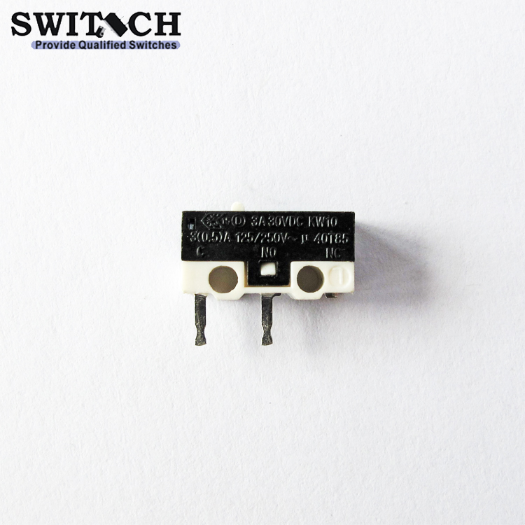 KW10-TSW0P200 Mini Snap Action Switch with Roller Zippy Equivalent