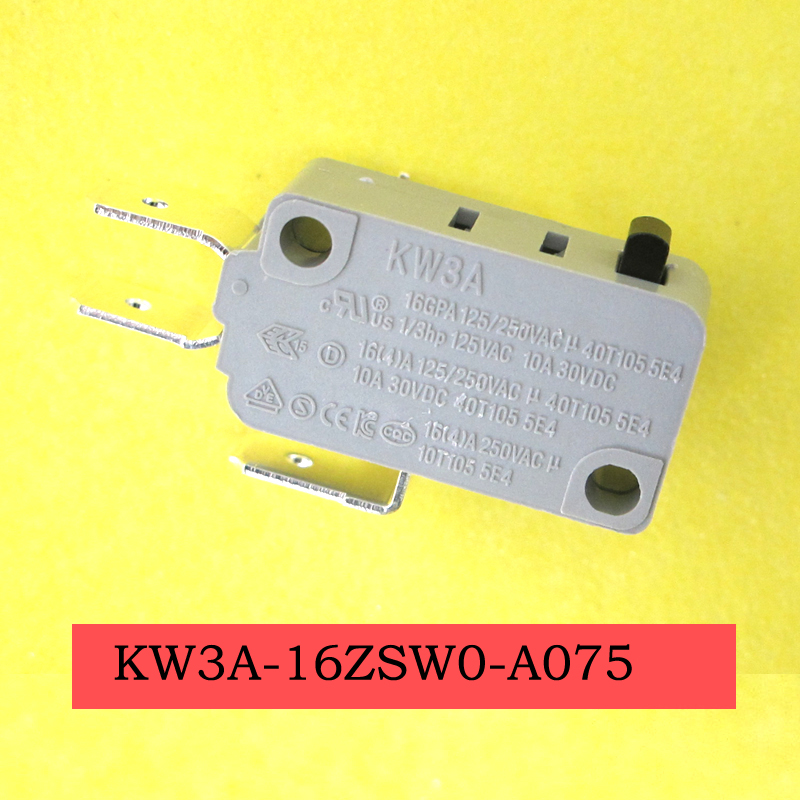 KW3A-16ZSW0-A075  Hot Sale KW3A Micro Snap Action Switch Omron/Cherry Equivalent