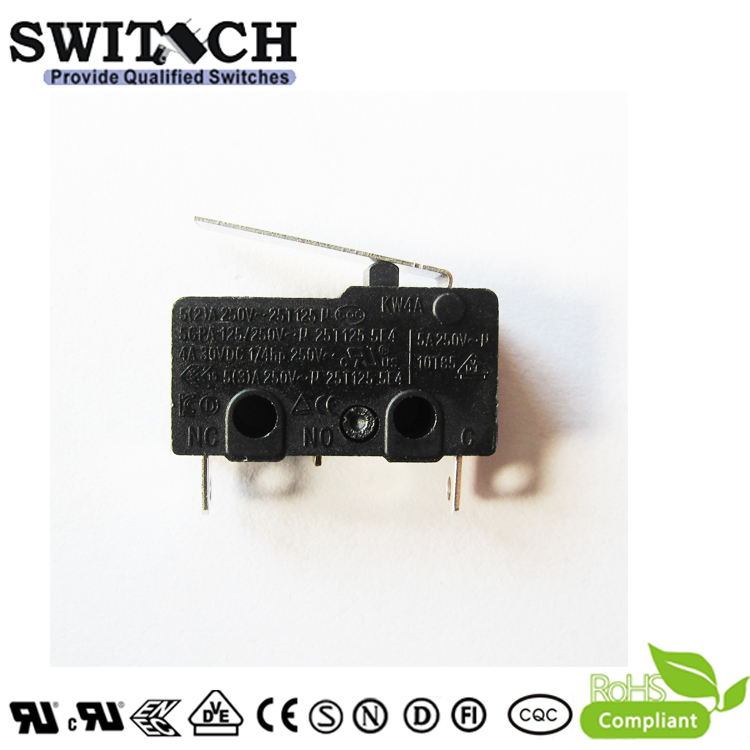 KW4A-DSW3SF150-96   Wholesale Micro Snap Action Switch Solder Terminal