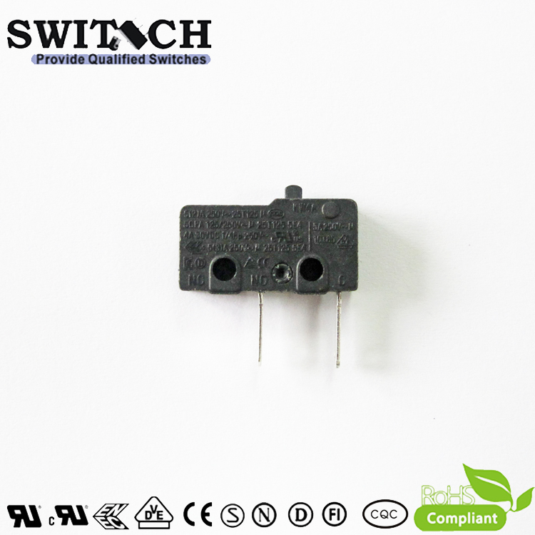 KW4A-TSW0ST150   Mini Switch from China Factory SWITECH #110 Quick connect terminal