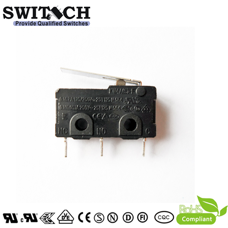 KW4A(S)-FZSW3P250 Mini Switch replace 0.1A