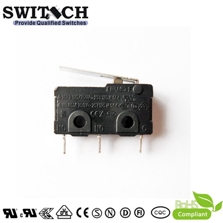KW4A(S)-FZSW3P250 Mini Switch replace 0.1A