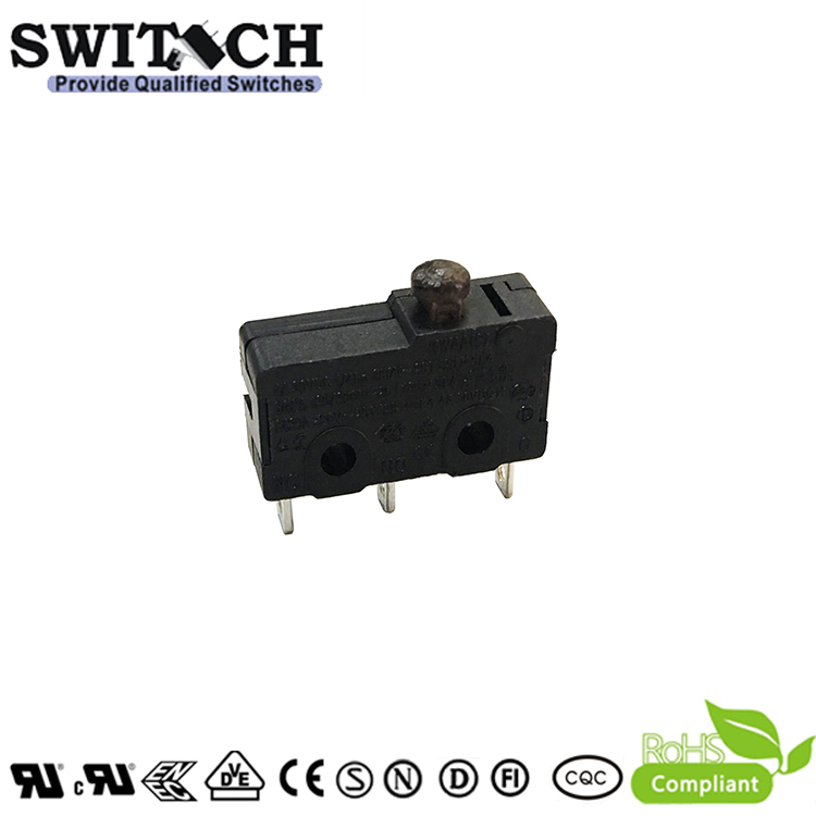 KW4A(S)-ZSW0F200E  Mini Switch SPDT  ZIPPY/OMRON replacement