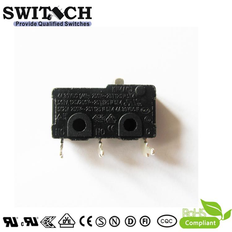KW4A(S)-ZSW0L200  Mini Switch SPDT