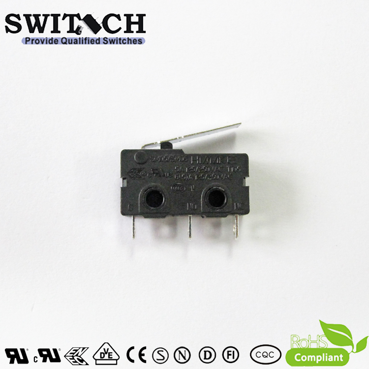 KW4A(S)-ZSW3F150-96-S  Mini Switch SPDT  ZIPPY/OMRON replacement