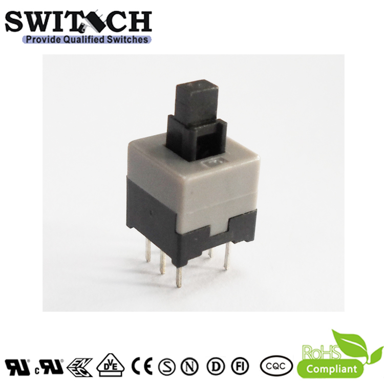 PS858 momentary push button switch 8.5×8.5mm 13.8mm height pushbutton switch