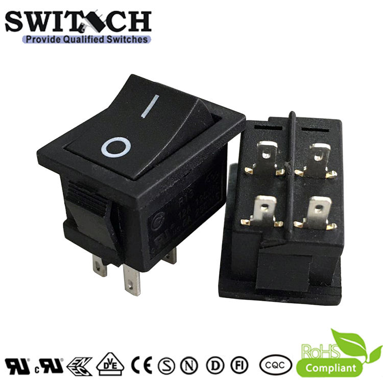 r13_92sw1_hot_sale_4_pins_dpst_on_off_rocker_switch_for_electronic_fan_and_vacuum_cleaner r13 92sw1 hot sale 4 pins dpst on off rocker switch for electronic 3 Wire Switch Wiring Diagram at eliteediting.co