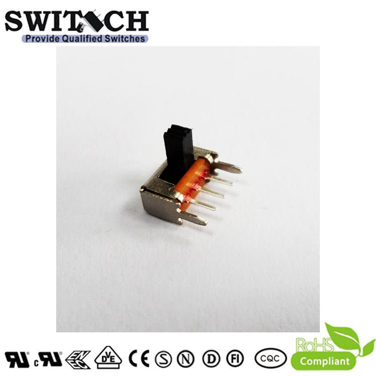SK12D02G6SW DC 50V 0.3A 2P2T 3 Pins Metal for Electronics