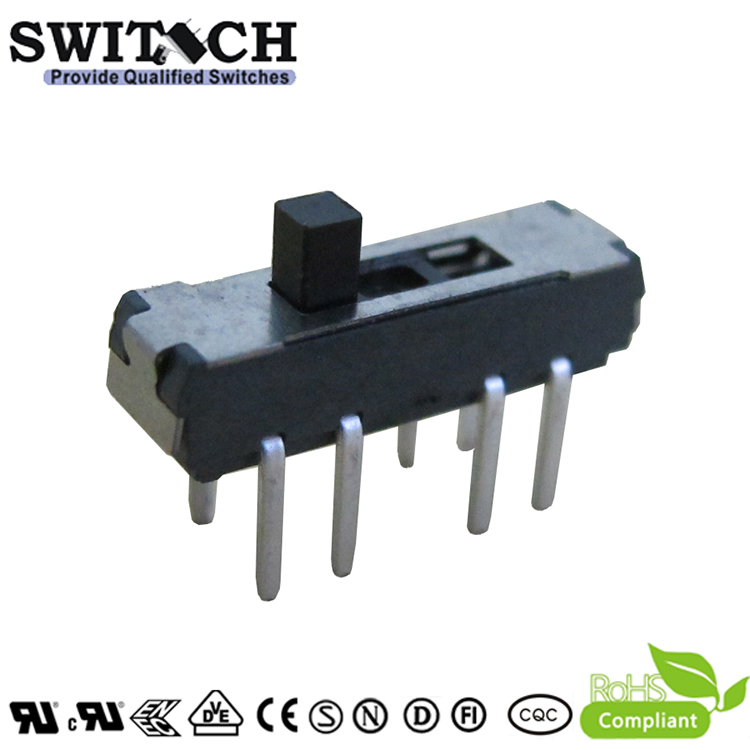SS06A-A-230G2.0-silde switch 1P2T