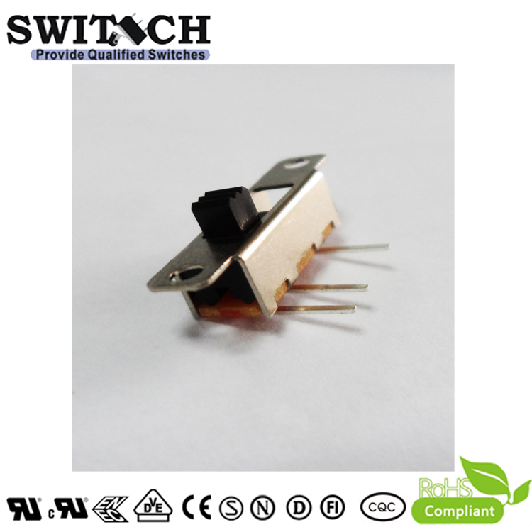 SS13F11G3-FC -silde switch 1P2T