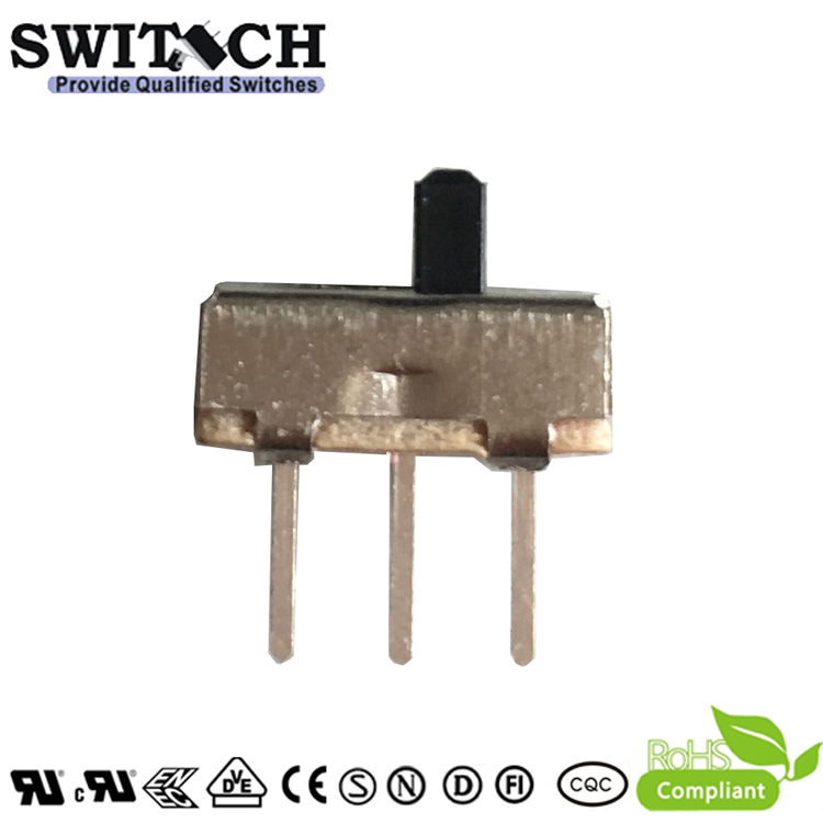 SS-12D01-G3SW -silde switch 2P3T