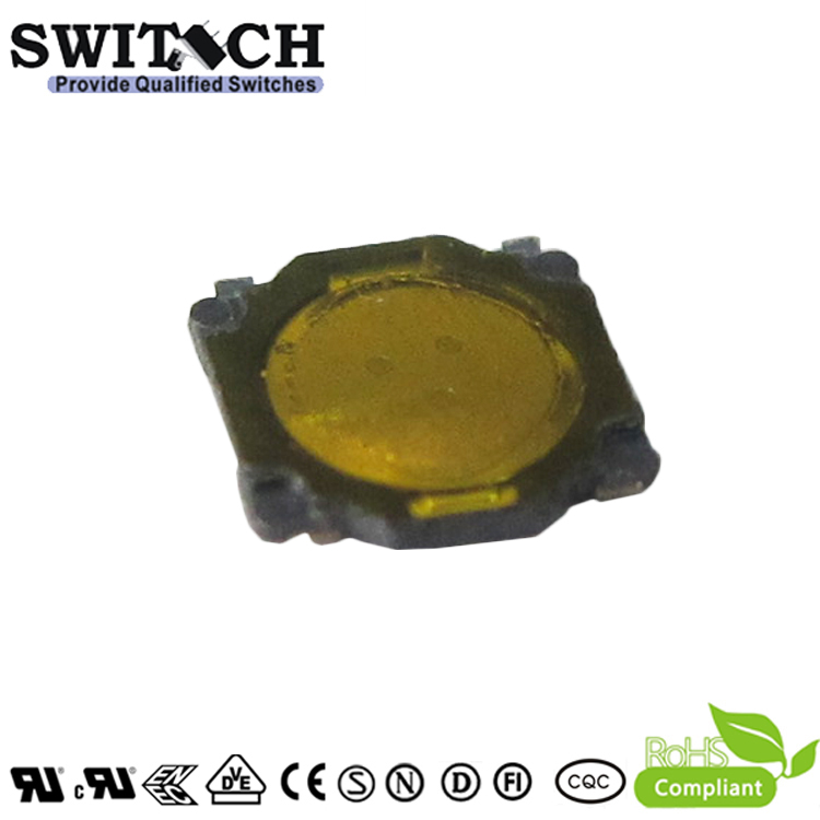TS37A-0040C-G3.5 3.7mm Membrane Switch  Mini Tact Switch