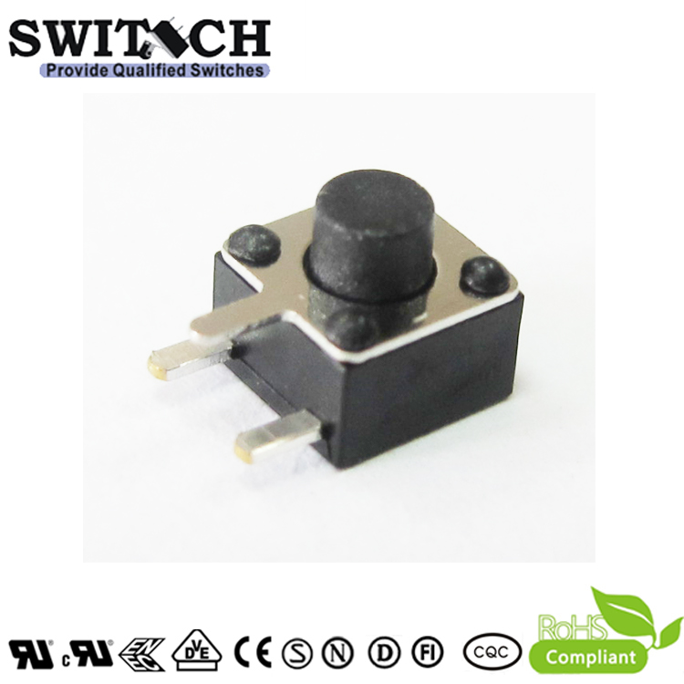 TS45V-043C mini 4.5×4.5mm 4.3mm height tactile switch for homehold appliance