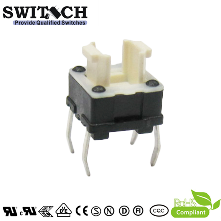 TS7I-070C-N High Quality 7x7mm Non-illuminated 7mm Tact Switch