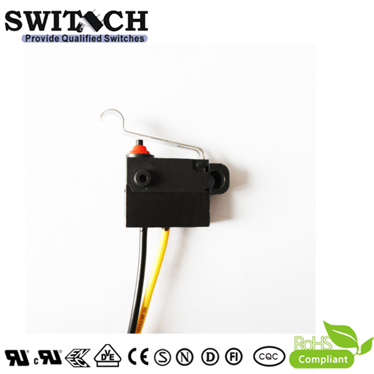 WS12-FTSW6-W150D165 bicycle sharing Mini Snap Action Switch replace Burgess /Omron/ Cherry SPST