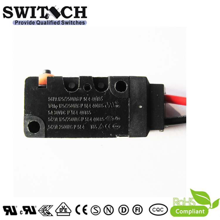 WS2-05DSW0-W200-120  IP67 Sealed Snap Action Switch Replace Omron
