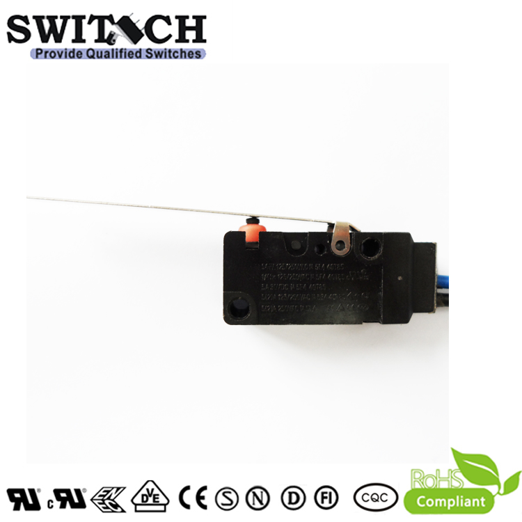 WS2-05TSW2-W200-150 IP67 Sealed Snap Action Switch Replace Omron