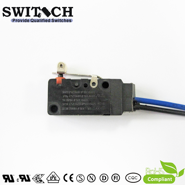 WS2-05TSW4-W200-300 IP67 Sealed Snap Action Switch Replace Omron